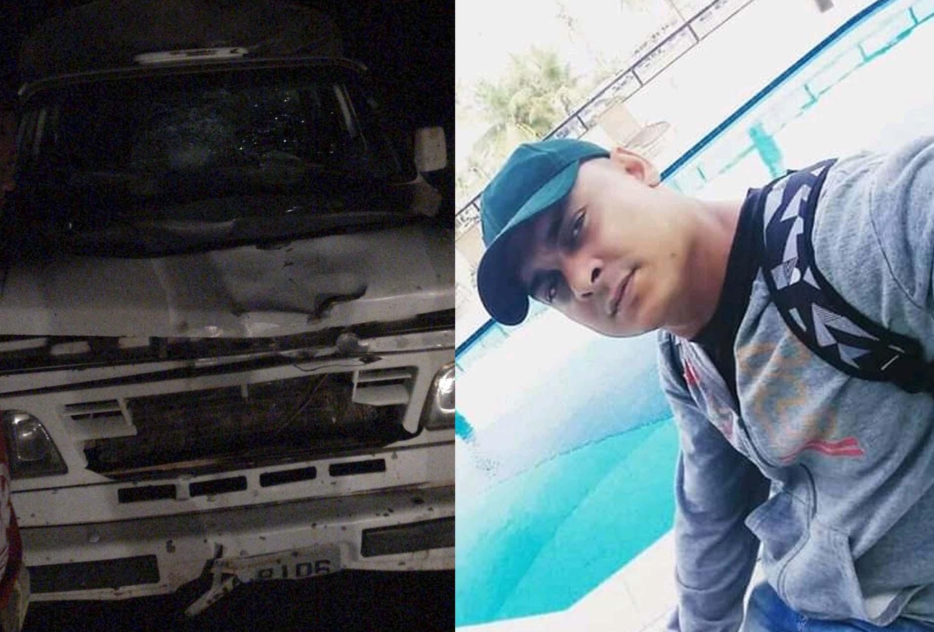 Homem teria se jogado na frente de carro próximo ao aeroporto de Irecê; ele morreu no local